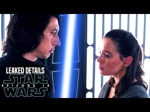 Star Wars Episode 9 Reylo Is Coming! Leaked Details Revealed (Star Wars News)
