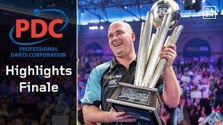 Sensation perfekt! Rob Cross stürzt Altmeister Phil Taylor | Highlights | PDC Darts WM 2018 | DAZN