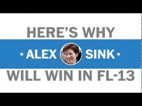Why Alex Sink could win Florida's special election