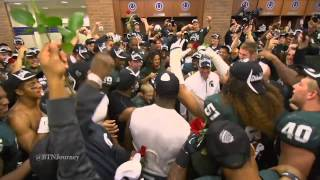 The Journey: Big Ten Football 2013 - Michigan State Dance Mashup