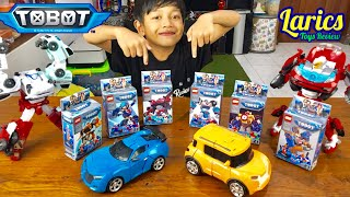 Lego TOBOT X Y Z TITAN TRITAN DELTATRON Paling Aneh di Dunia !!! Penasaran .. ???