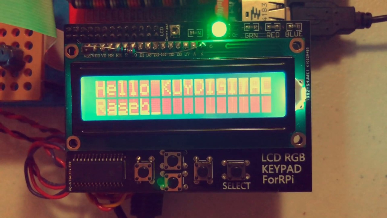 Adafruit Keypad