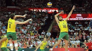 TOP 20 Legendary Volleyball Sets Of All Time (HD)