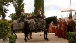 Game of Thrones S01E01 - Daenerys meets Khal Drogo