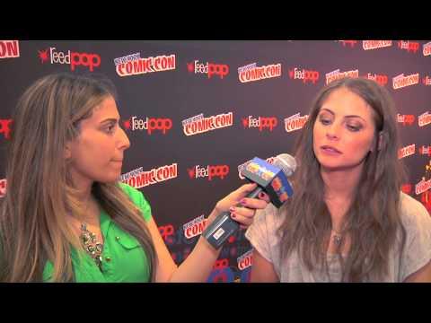 Willa Holland New York Comic Con