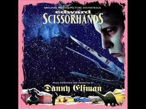 Edward Scissorhands OST Edwardo The Barber