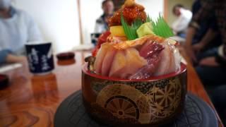 2014/5/3 ジャンボ生チラシ 〜 増毛町「まつくら」名物を食す thumbnail