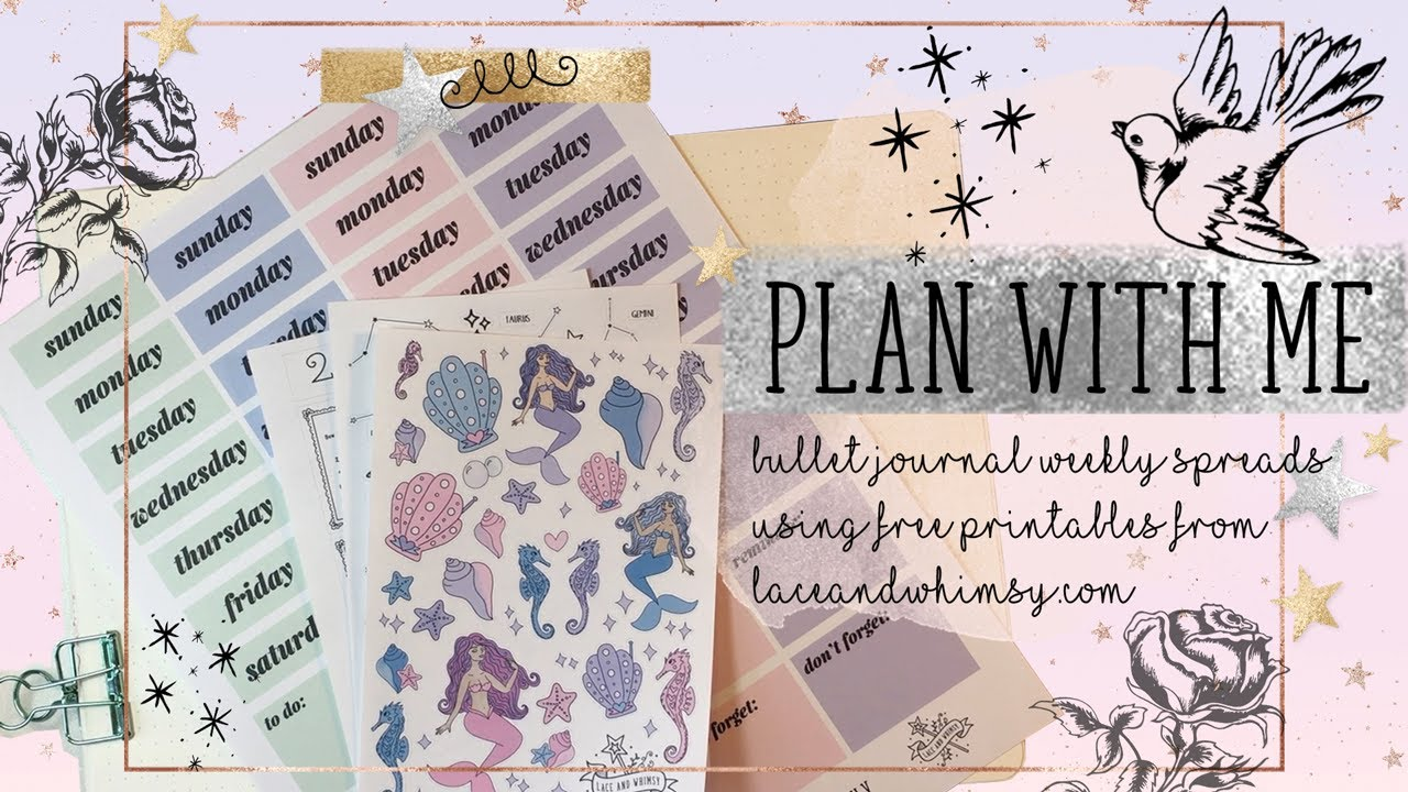 photograph about Bullet Journal Stickers Printable known as No cost Printable Bullet Magazine Stickers - Times of the 7 days