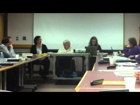 Livingston County Planning Board Meeting - CM&M/MCM Natural Stone Industry, March 12, 2015 - Part 4