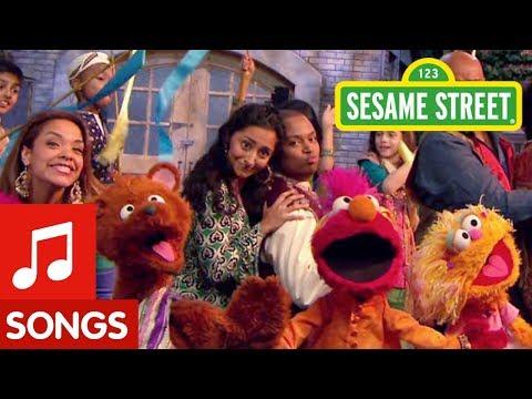 Sesame Street: One Big Family Song