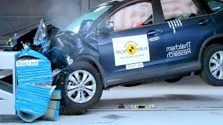Behind The Scenes At A Crash Test Centre Fifth Gear смотреть