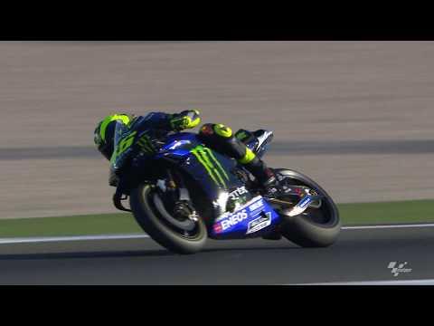 Monster Energy Yamaha on the VisitQatar Grand Prix