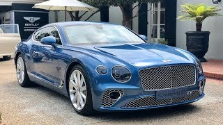 Test Driving NEW GT at BENTLEY MANSION!