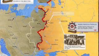 Germany Attacks Russia Part 1 (Operation Barbarossa)