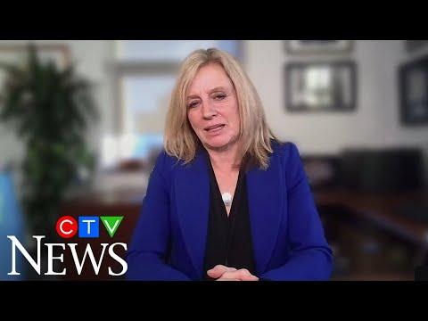 Notley blasts Kenney: 'Premier has enabled' COVID-19 surge in Alberta