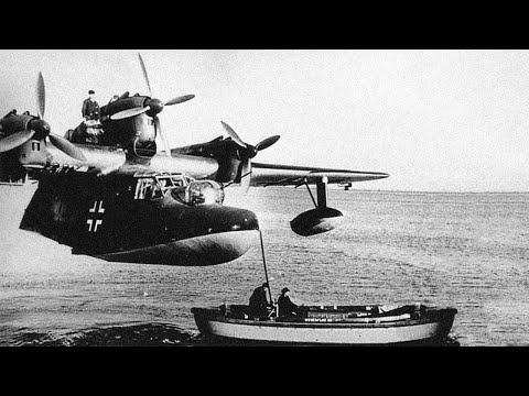 The Secret German Bases Dropped into the English Channel - WW2 Survival Buoys |