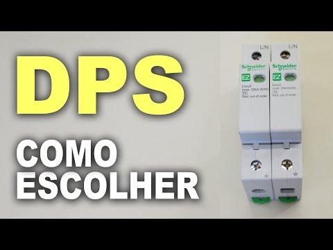 Como escolher um DPS - Dispositivo protetor de surto!