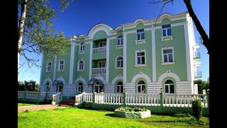 Гостиница ''Александрия   Петергоф''/ Hotel Alecsandria-Peterhof