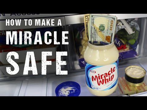 Thumbnail: How To Make a Miracle Safe