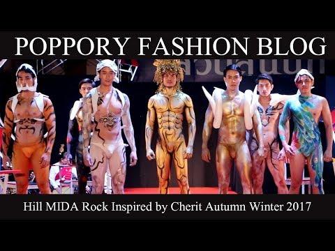CHERIT FASHION SHOW | Hill MIDA ROCK Inspired by Cherit Autu