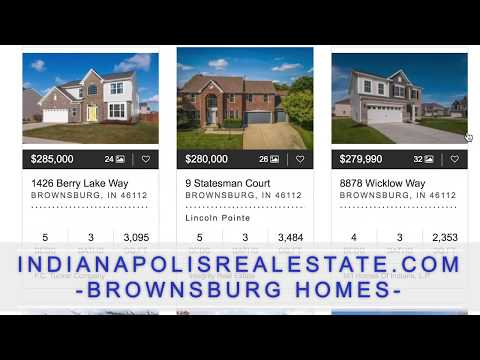 Brownsburg, Indiana Homes For Sale: RE/MAX Advanced Realty