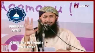 Curhat Mahasiswi Galau Pada Ustadz Dr. Syafiq Reza Basalamah, MA