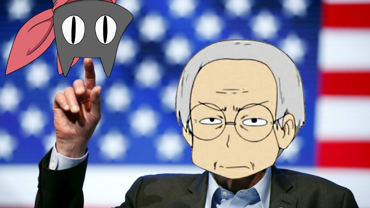 Pin by taylor kannaby on Busted! A People's Revolution ...  |Anime Betrayal Bernie Sanders