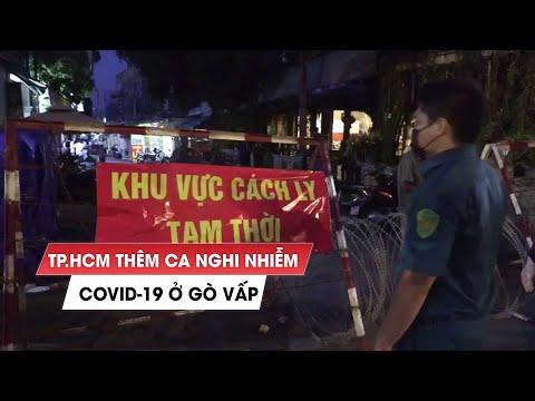 TP.HCM thêm ca nghi nhiễm Covid-19 ở Gò Vấp, trong quán ăn hẻm 954 Quang Trung