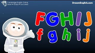 Video ABCs in Space Phonics FGHIJ | Learn 10 Words | ABC Children's Songs download MP3, 3GP, MP4, WEBM, AVI, FLV Juli 2018