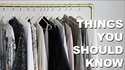 Industrial Pipe Clothing Rack Review | Bailey B.