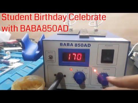 Celebrate Student Birthday