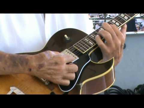 JOSE D'ALESSI (la guitare de)