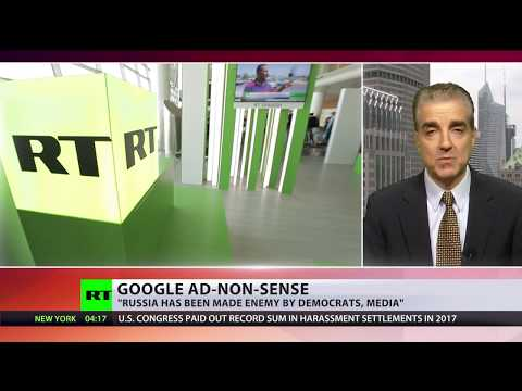 'Russia made enemy by US media & democrats' – analyst on Google 'de-ranking' of RT