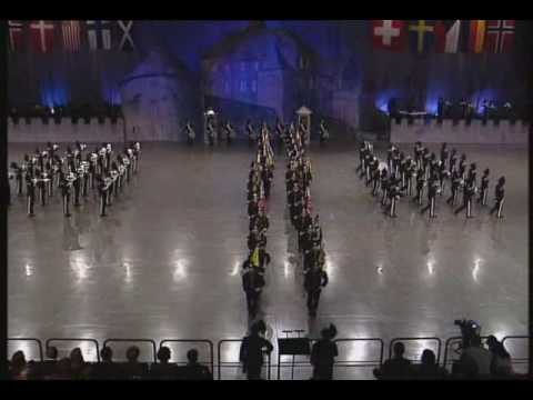 HMKG 04 Norwegian Military Tattoo