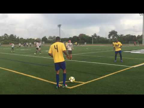 Judicious Manner vs Caribbean players
