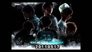 B2ST - On Rainy Days 비가 오는 날엔 (audio/dl)