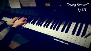 bts 방탄소년단 epilogue young forever piano cover