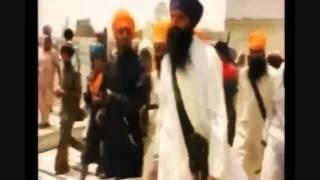 Shaheed Sant Jarnail Singh Ji Khalsa Bhindranwale **NEW SONG**