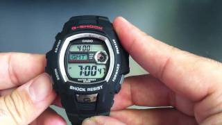 Casio G-Shock Vibrating Alarm Watch G7510-1V