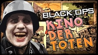 "😈👹👺"" CALL OF DUTY BLACK OPS 1"" ! KINO DER TOTEN ZOMBIES GAME PLAY""😈👹👺"