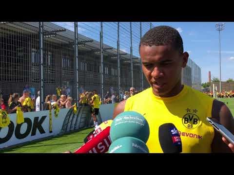 Manuel Akanji über die BVB-Vorbereitung, Diallo und Witzel