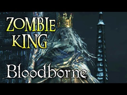 Bloodborne Rage: MARTYR LOGARIUS BOSS! (#15)