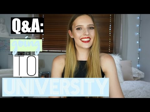 Q&A || Grade 12, Going to University and More