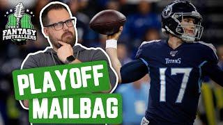 Fantasy Football 2019 - Week 14 Buy or Sell + Fantasy Playoffs Mailbag, Jason Does Math - Ep. #832