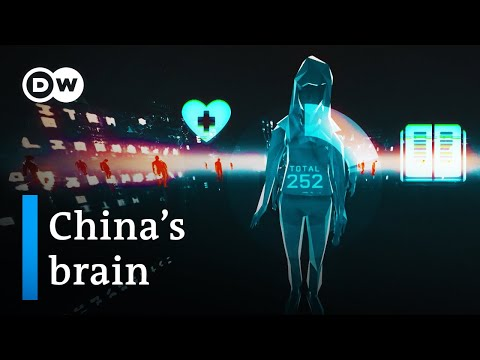 Inside one of the state surveillance 'brains' in China