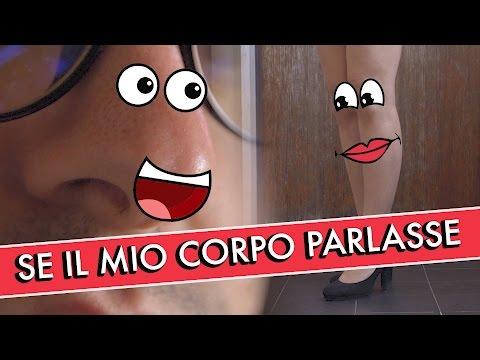 SE IL MIO CORPO PARLASSE - iPantellas