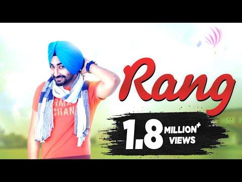 Rang   Ranjit Bawa   Punjabi romantic Song   Sukh Sanghera  Lavi Tibbi  latest Hit Punjabi love Song