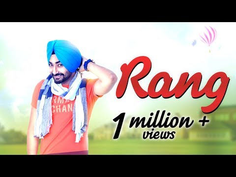 New Punjabi Song | Rang | Ranjit Bawa | Yellow Music | Latest Punjabi Song