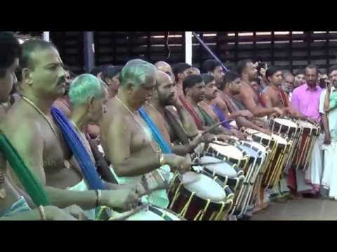 Panchari Melam | Very Detailed 1am Kaalam | Cheriya Vilakku 2015