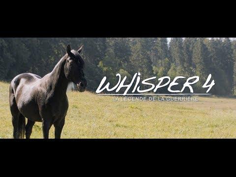 Whisper 4: La légende de la guerrière